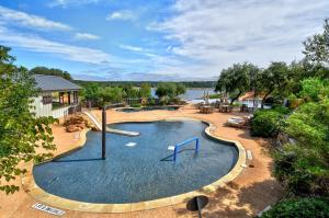 A view of the pool at Villa at the Reserve at Lake Travis or nearby