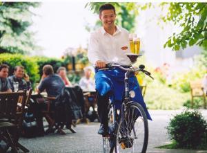 Radfahren an der Unterkunft Gasthof Böhm oder in der Nähe