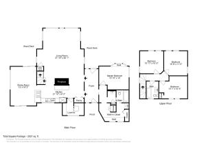 The floor plan of 47 South Beach Rd Home
