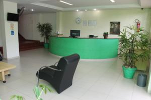 The lobby or reception area at Hotel CEE