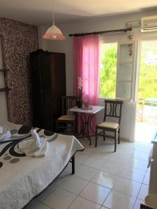 Εστιατόριο ή άλλο μέρος για φαγητό στο Pension Sofia Amorgos