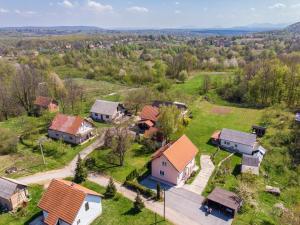 Letecký snímek ubytování Holiday Home Marijana