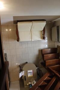 A kitchen or kitchenette at Villa Ferri Apartments