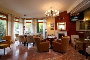 Hol lub bar w obiekcie Hotel Bartan Gdansk Seaside