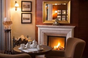 Restauracja lub miejsce do jedzenia w obiekcie Hotel Bartan Gdansk Seaside
