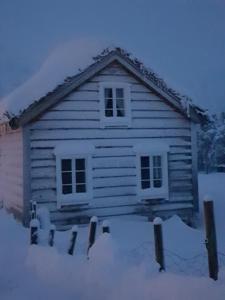 Flatheim om vinteren