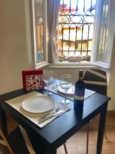 Ristorante o altro punto ristoro di Appartamenti I Giardini Di Villa Melzi