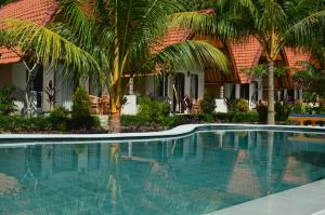 The swimming pool at or near Penida Bay Village