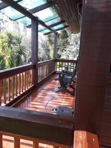 A balcony or terrace at Redondo Lodges