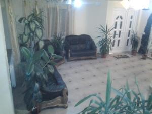 O zonă de relaxare la Casa Sidor