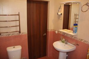 Ванная комната в Отель Аледо