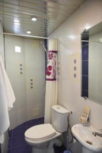Ванная комната в Отель Сокол