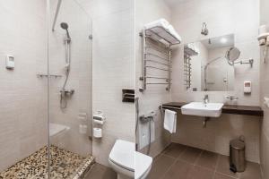 Ванная комната в Гостиница Сокол