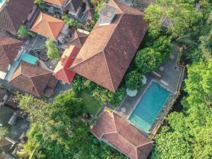 Adi Jaya Cottages Jungle Suites by EPSの鳥瞰図