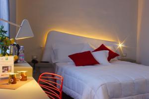 Ein Bett oder Betten in einem Zimmer der Unterkunft Ibis Styles Palermo President