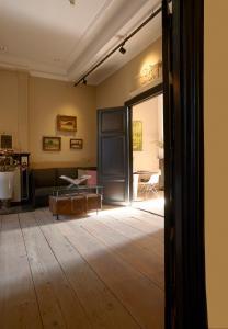 Zona de estar de Hotel Les Charmes