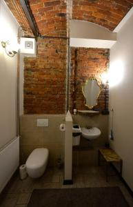 A bathroom at Apartamenty w Centrum Miasta - Bielsko-Biała