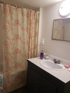 A bathroom at Single Home