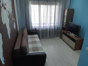 Телевизор и/или развлекательный центр в Apartment Maxi