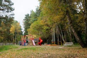 Children's play area at Дом отдыха Подмосковье Минобороны России
