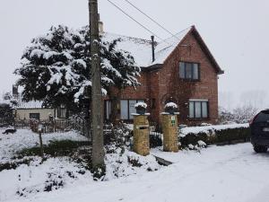 B&B Country HeART in de winter