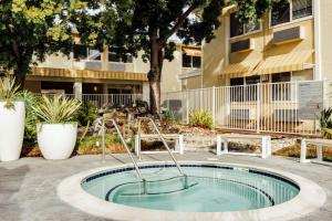 The swimming pool at or near Wild Palms Hotel, a Joie de Vivre Hotel