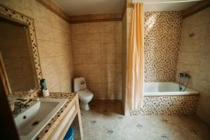 Un baño de Ezera Park Hotel