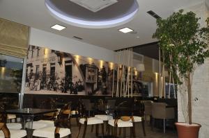 Restoran ili neka druga zalogajnica u objektu Motel Malta