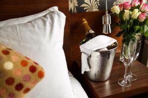 Drinks at Mercure Livingston Hotel