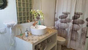 Un baño de Casa en la Plaza de Zahara