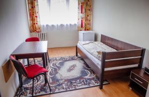 Część wypoczynkowa w obiekcie Trio Hostel