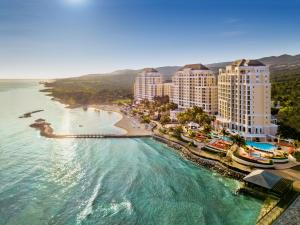 A bird's-eye view of Jewel Grande Montego Bay Resort and Spa
