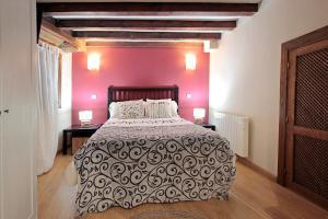 Cama o camas de una habitación en Don Quijote