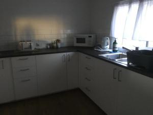 A kitchen or kitchenette at 35 Trevena Road