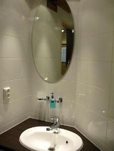 Kylpyhuone majoituspaikassa Ylijarvi cottages