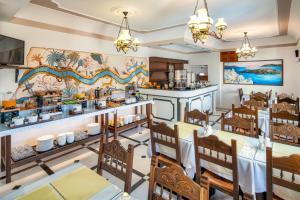 Εστιατόριο ή άλλο μέρος για φαγητό στο Astir Thira Hotel