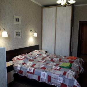 Кровать или кровати в номере Apartments Milena