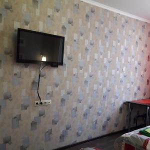 Телевизор и/или развлекательный центр в Apartments Milena