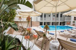 Πισίνα στο ή κοντά στο Anita Beach Hotel