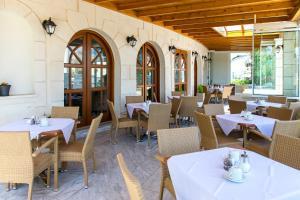 Εστιατόριο ή άλλο μέρος για φαγητό στο Anita Beach Hotel