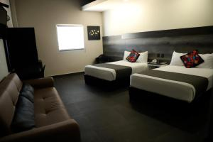 Junior Suite con sofa cama