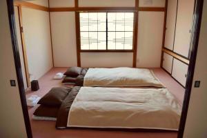 オホーツクハウスきよさとにあるベッド