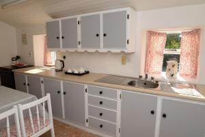 A kitchen or kitchenette at Cloverhill Gate Lodge