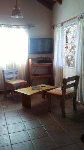 Un lugar para sentarse en Wilka Pacha - Casas Serranas