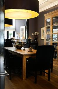 Een restaurant of ander eetgelegenheid bij Residenz Stadslogement