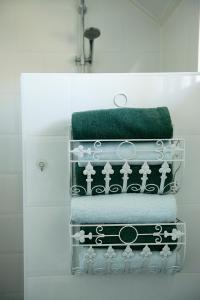 Een badkamer bij Studio Stee van Ypey