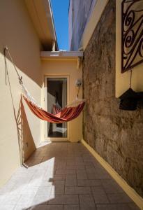 Uma varanda ou terraço em Porto Gaia City House by MP