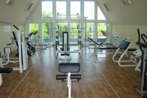 Фитнес-центр и/или тренажеры в Центр олимпийского резерва по гребле