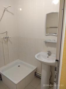 Ванная комната в Центр олимпийского резерва по гребле