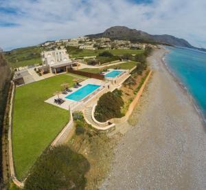 Θέα της πισίνας από το Kiotari Beach Villas - Luxury Retreat ή από εκεί κοντά